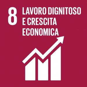 8 - Lavoro dignitoso e crescita economica