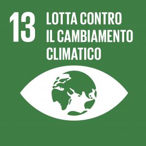 13 - Lotta contro il cambiamento climatico