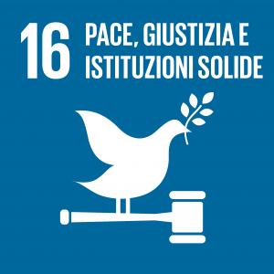 16 - Pace, giustizia e istituzioni solide