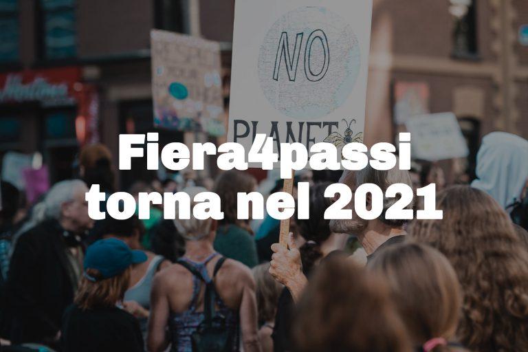 Fiera4passi torna nel 2021